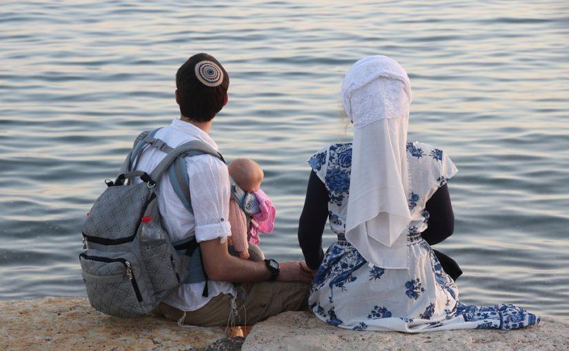Еврейская притча о многодетной матери