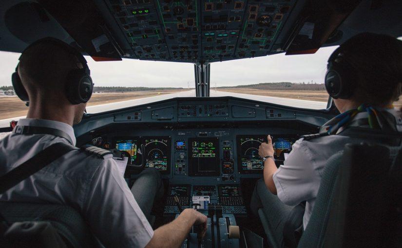 История о том, как капитан самолета повысил настроение всему салону