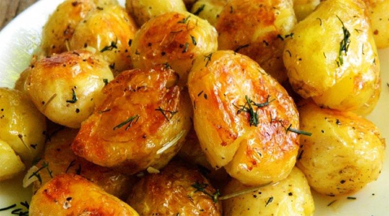 Простой и вкусный — картофель по-португальски!