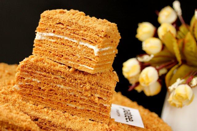 Невероятно вкусный торт «Сладкое утро»