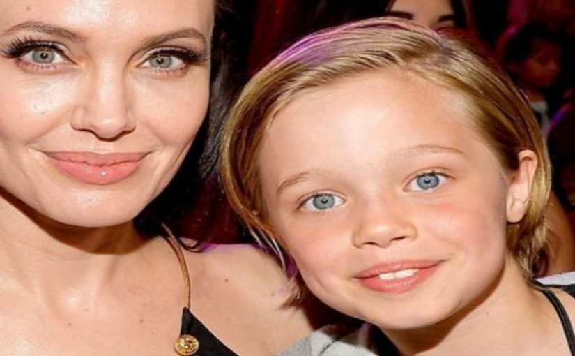 Родную дочь голливудской звездной пары Анджелины и Брэда теперь зовут Джон
