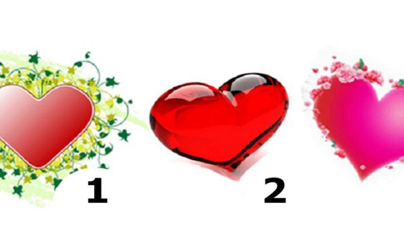 Выберите сердечко – узнайте, что вас ожидает