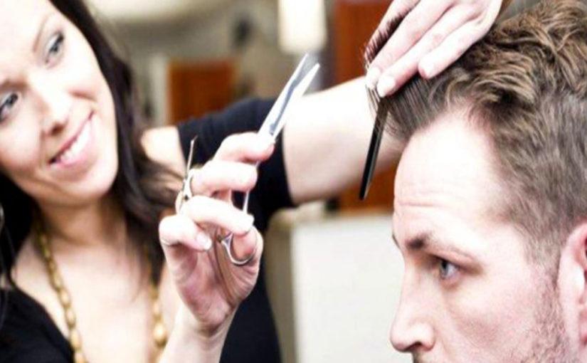 Что будет, если жена подстрижет своего мужа