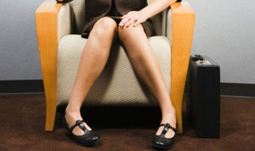 Тест личности по тому, как вы сидите